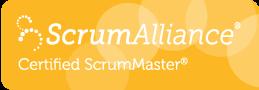 Toby Elwin, Certified ScrumMaster, ScrumAlliance
