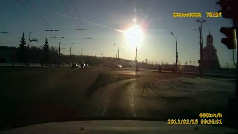 Russian, meteor, social media, Toby Elwin