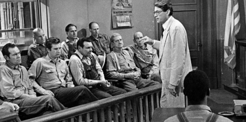 Training on Trial, Toby Elwin, blog, Atticus Finch, value of training