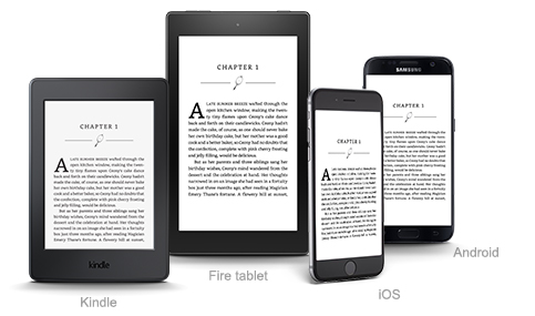 Amazon, Kindle, Voyage, Toby Elwin, e ink, pearl, E-reader, touchscreen, book reading list, android, ios