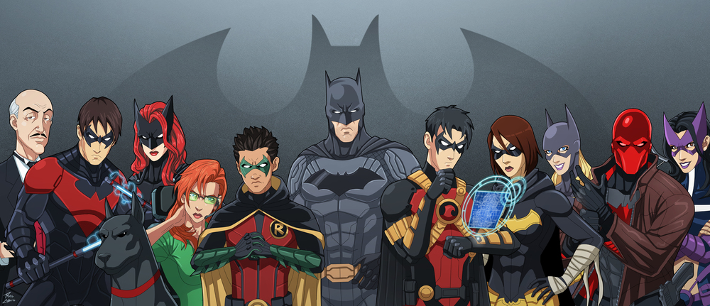 Batman, Robin, Bat family, Agile without value