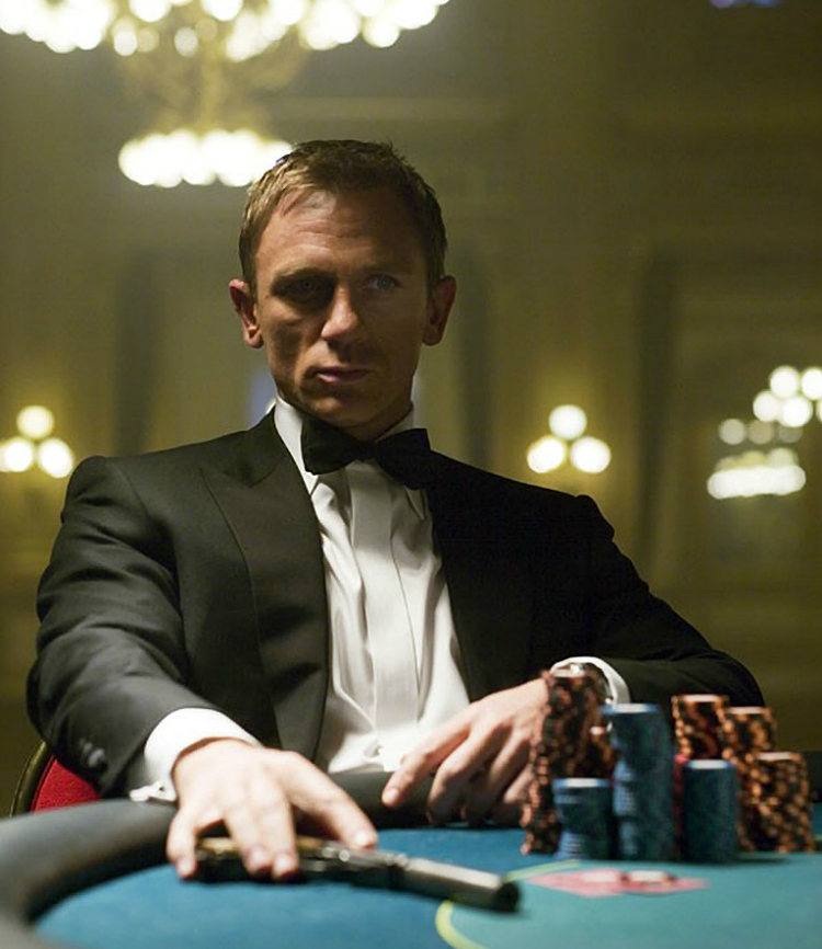 James Bond, 007, change management, project management, the intervention