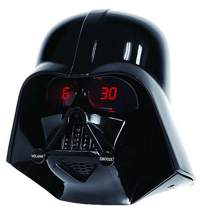 Toby Elwin, blog, change management, alarm clock, Darth Vader