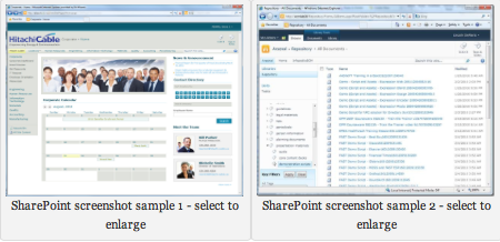SharePoint sample images
