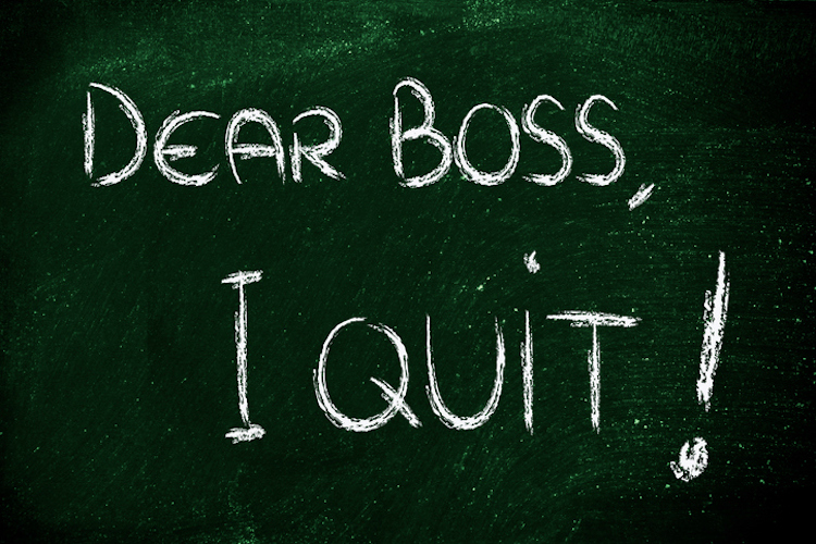 boss, quit, workers, voluntary