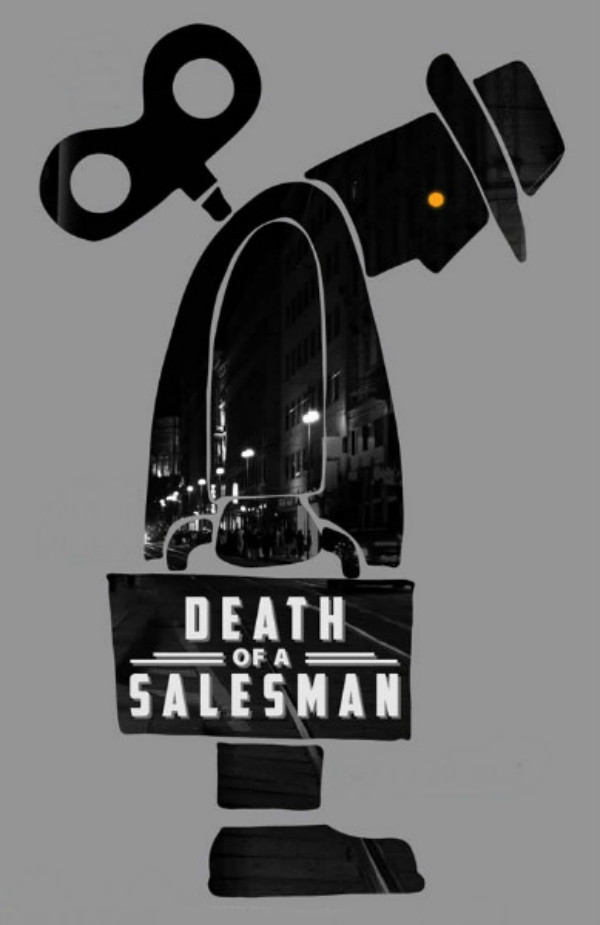 Death of a Salesman, communication, saturation, Toby Elwin, blog