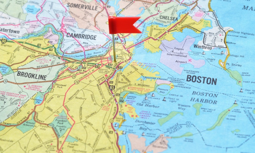 Boston, Hub, innovation, technology center, economic zone, cluster