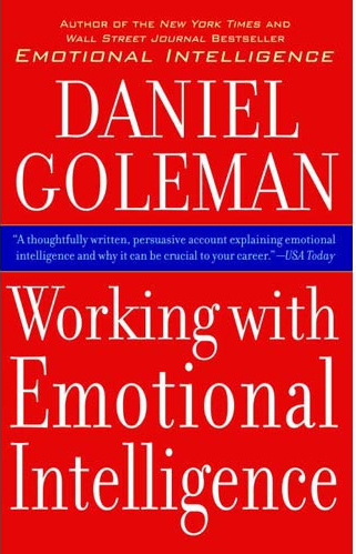 toby elwin, emotional intelligence, daniel goleman