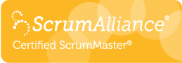 Toby Elwin, Certified Scrum Master, ScrumAlliance