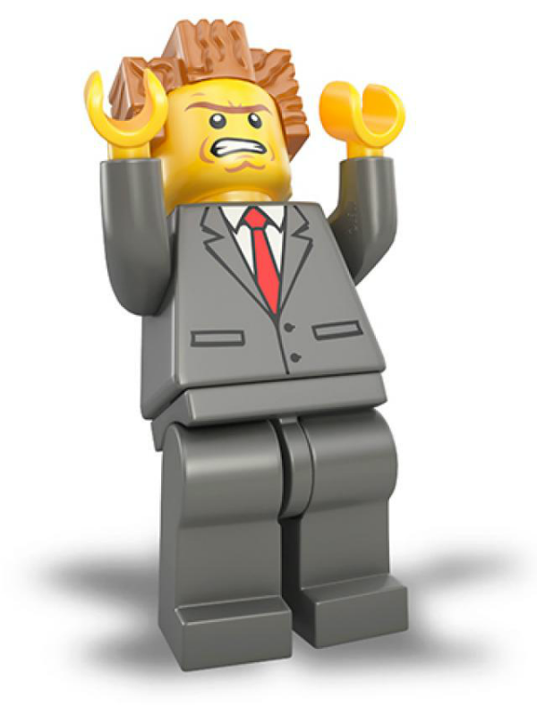 Lord Business, Lego, Agile example, Scrum, Toby Elwin, blog