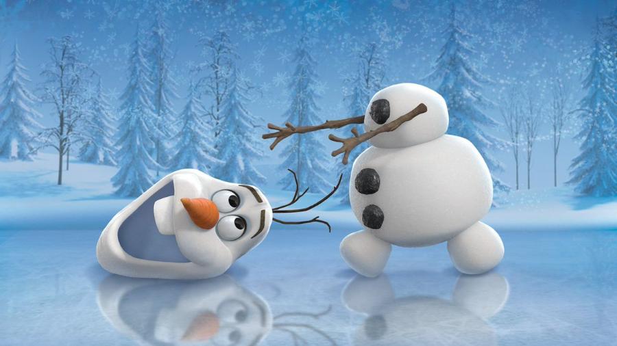 Olaf, Frozen, icebreaker, training, Agile