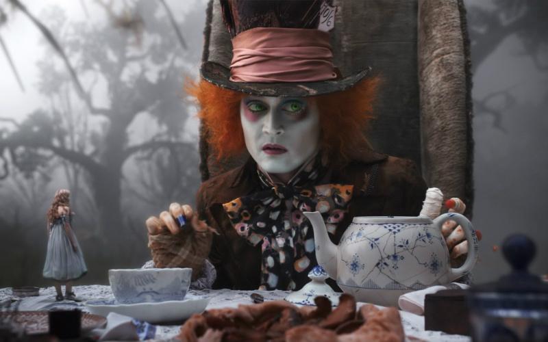 Agile, scrum portfolio strategy, Johhny Depp, Alice in Wonderland, portfolio, Toby Elwin, blog
