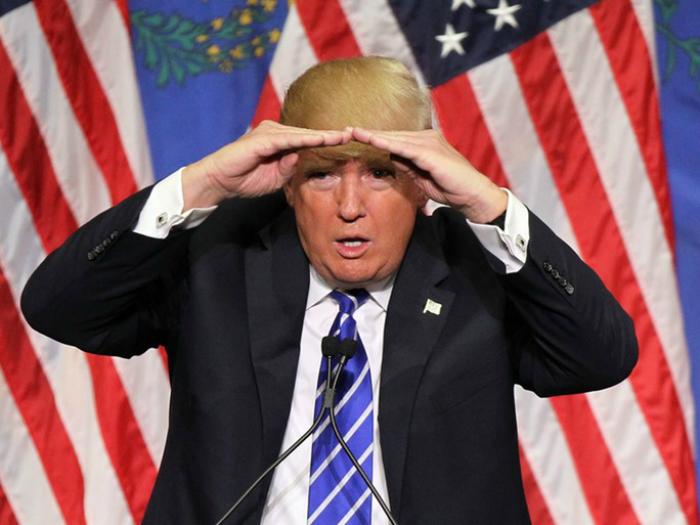 marketing, interruption, Donald Trump, engagement, Toby Elwin