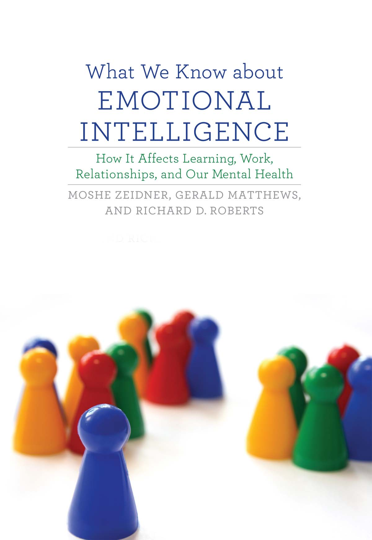 emotional intelligence, what we know, book, blog
