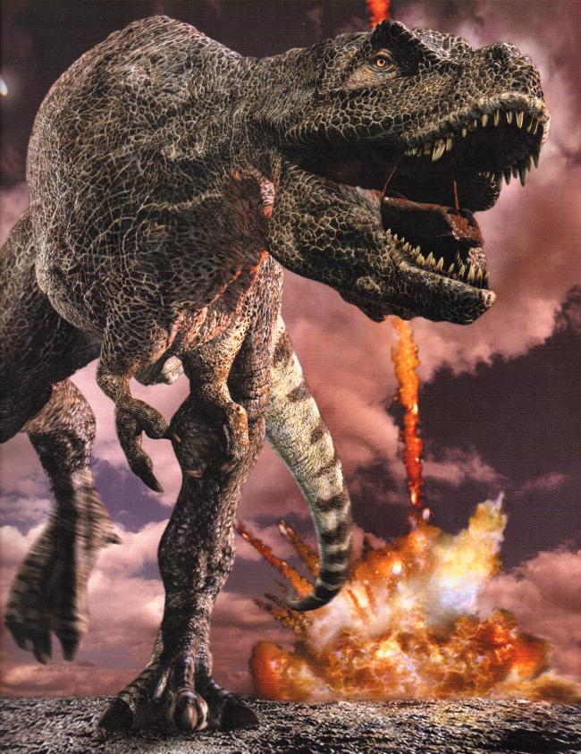industry, myopia, asteroid, innovation, dinosaur