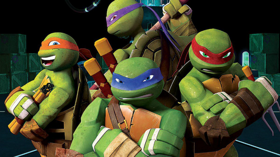 teenage mutant ninja turtles, blog, Toby Elwin